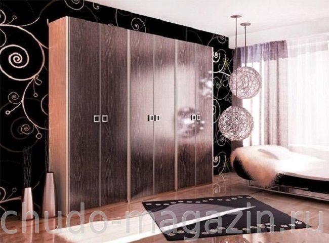 Купить распашной шкаф без зеркала: цена, фото.