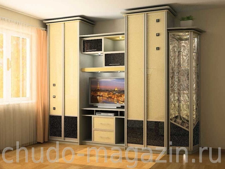 Распашной шкаф стенка на заказ в москве; фото, цена.